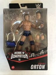 Wwe Elite Decade Of Domination Randy Orton New Moc In Hand