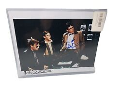 Buddy Holly Story Photo Signed Certificate Of Authenticity Gary Busey Don Stroud