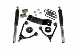 Superlift 3.5 Lift Kit W/ Control Arms And Bilstein Shocks For 2014-2019 Gm 1500