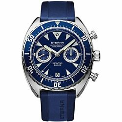 Eterna Menand039s Super Kontiki Special Edition Automatic Watch 7770-41-89-1395