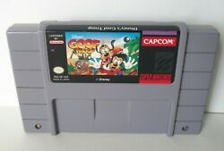 Goof Troop Super Nintendo Out Of Stock