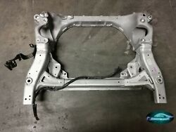 2019 Mercedes Awd E Class Front Subframe Crossmember Cradle Oem 2056200400