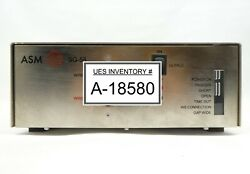 Asm 01-97596-01 Spark Generator Controller Sg-55 With Cables Working Surplus