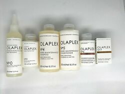 Same Day Ship Olaplex 0 3 4 5 6 And 7- Full Size Sealed Authentic