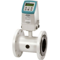 New Siemens 3 Mag 5100 W Magnetic Flowmeter For Water Applications