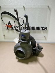 Piper Pa-32 Turbo Assembly And Pressure Relief Valve Lw-14445-10 1316