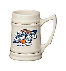 Uconn Beer Glass 2011 Ncaa Mens Final Four Basketball National Champions New