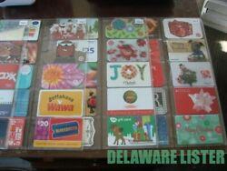 Vintage Huge Mixed Lot/collection Of 500+ Holiday Birthday X-mas Gift Cards New