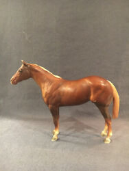 Collectible Vintage Breyer horse model #40 Lynn Anderson#x27;s Lady Phase Mare