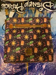 2020 Disney Parks Dooney amp; Bourke Tangled Rapunzel Crossbody 10th Anniversary A $249.00