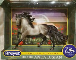 Breyer 70th Anniversary Andalusian Stallion NIB