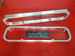 Valve Cover Spacers 1 Small Block Mopar 318 340 360 With Gasketlok