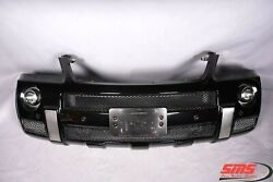 07-08 Mercedes W164 Ml63 Amg Front Bumper Cover W/ Parktronic Sensors Assembly