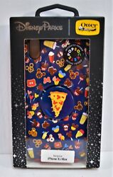 Disney Otterbox Pop Grip Snacks And Treats Apple Iphone Xs Max Cellphone Cases New
