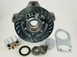 Jamar Dune Buggy Sand Rail Billet Combo Spindle Front Brakes 8 Inch Made In Usa