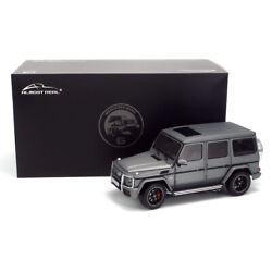 Pre-order Almost Real 118 Scale Mercedes-benz Amg G65 2017 Diecast Car Model