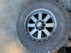 Iandrsquom Selling My 20 Inch Ion Rims And New 37x 12.50 Nitto Trail Grappler Tires