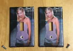 Buffy The Vampire Slayer Light Switch Plate Covers