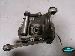 2014 Bmw X5 E70 F15 Steering Knuckle Rear Right Carrier Hub 6770981