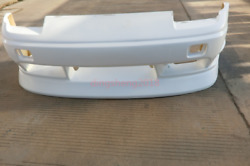 Outer Bumper Trim Front Panel Protection For Nissan180sx Msports Type-b