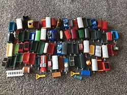 Lot Of 70+ Thomas The Train Cars And Accessories Mattel Hit Toy Company