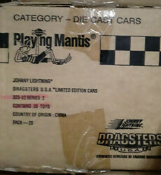 Sealed Case Factory Johnny Lighting Dragsters Usa Limited Edition Series No 2