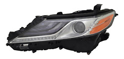 New Driver Side Led Headlight Fits 2018 Toyota Camry Us Built