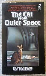 The Cat from Outer Space by Ted Key PB Pocket Movie Tie In