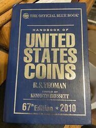 Us Coins - Red And Blue Book 2010 And 2 Red Books 2011 And 2013