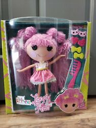 Lalaloopsy Loopy Hair Jewel Sparkles Full Size Doll Rare Collectable