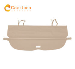 Upgrade Cargo Cover For 2008-2014 Nissan Murano Rear Trunk Shade Security Shield
