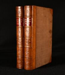 1847 2vol A History Of The Earth And Animated Nature Goldsmith Coloured Illus...