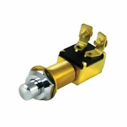 Boat Marine Heavy Duty Push Button Horn Switch Momentary 15 Amps 70487