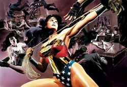 Dc Legends - Wonder Woman Defender Of Truth. Limited Edition Collection