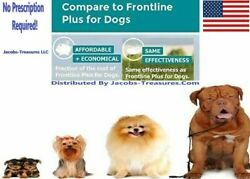 Flea And Tick Plus For Small Dogs 0 22 LBS 3 Months Same As Frontline Plus
