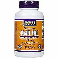 Now Foods Neptune Krill Oil 500mg, 120 Softgels, Sold By Hero24hour Thank You