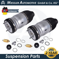 Ram 1500 2013-20 New Miessler Front Suspension Air Spring Bags 4877146 / 4877147