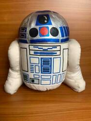 Vintage 1977 R2-d2 Plush Toy With Squeaker In Working Condition.