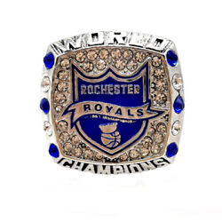 Ring Of Rochester Royals 1951 Nba Champions Sacramento Kings All Size 7-14
