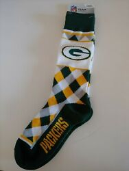 Green Bay Packers Socks- One Size Fits Most