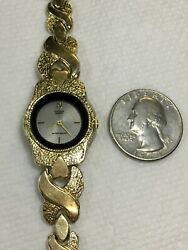 Vintage, Citizen Solid 10k Yellow Gold Ladies Watch Works Well 31.7 Grams
