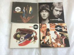 Ocean Colour Scene 4xcds Circle/beautthing/travellers/better Day Joblot Exc/vgc