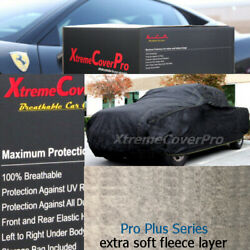 2009 2010 2011 2012 Ford F-150 Supercrew 5.5ft Bed Truck Cover W/ Fleece