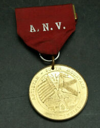Antietam Southern Mountain A.n.v. Confederate States Of America Medal J34