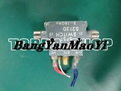 Fedex Dhl Narda S213d 2-18ghz Microwave Semiconductor Switch 12v