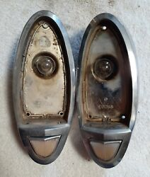 1954 Dodge Tail Light Tailight Assembly , Genuine Used  20