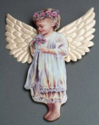 Bradford Edition Garden Miracle Heavens Little Angels Collectable Free Ship