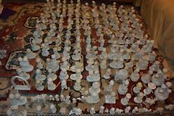 Precious Moments Figurine 162 Piece Set To Many To List Please Look At Pictures