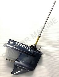 Lower Unit Assembly/gearcase Short Shaft For Yamaha 40hp Outboard 66t,e40x