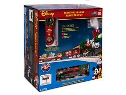 Lionel O Gauge 6-83964 Mickey Mouse Holiday To Remember Lionchief Rtr Set